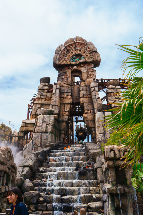 Tokyo Disney Sea: Indiana Jones Ride at Lost River Delta