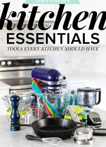 Love & Olive Oil's Kitchen Essentials: Tools Every Kitchen Should Have