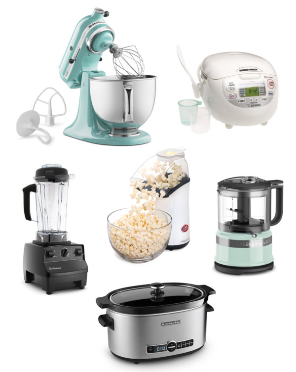 Kitchen Essentials: Small Appliances