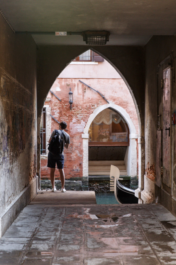 There are hidden sights all over Venice, you just have to know where to look.