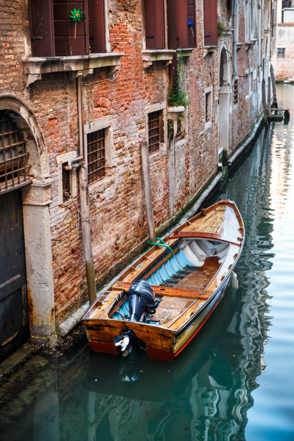 Venice is more than just boats and canals, but the boats and canals sure are pretty!