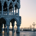 Piazza San Marco at Sunrise, Venice, Italy