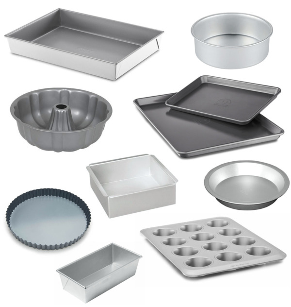 Baking Essentials: The most useful baking and cake pan sizes you need in your kitchen