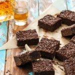 Chocolate Bourbon Delight Bars Recipe