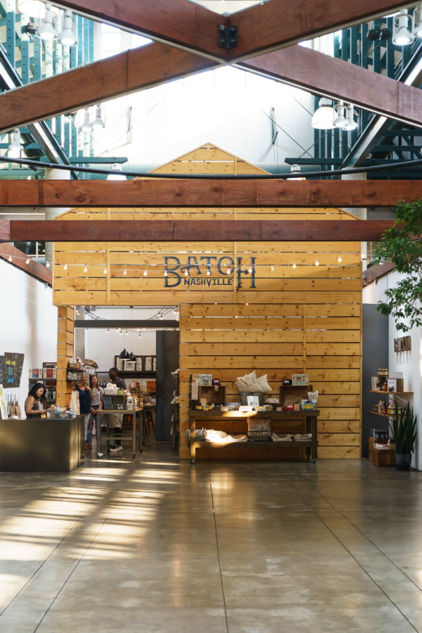 Nashville Eats & Treats: Gourmet Shopping - Batch Nashville