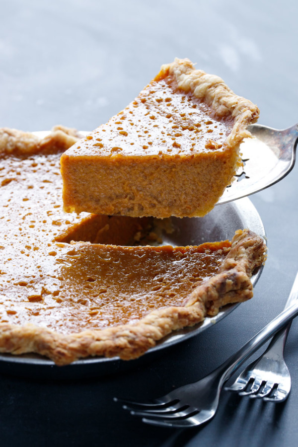 The best pumpkin pie is actually made with... squash? Yup! Why not try this completely from-scratch recipe for yourself!
