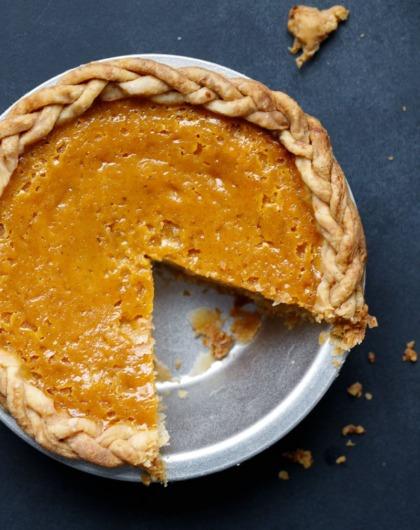 Which kind of squash makes the best pumpkin pie?