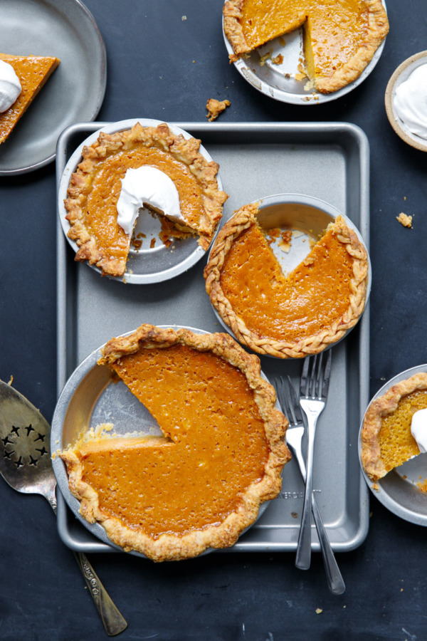 Which kind of squash makes the best homemade pumpkin pie?
