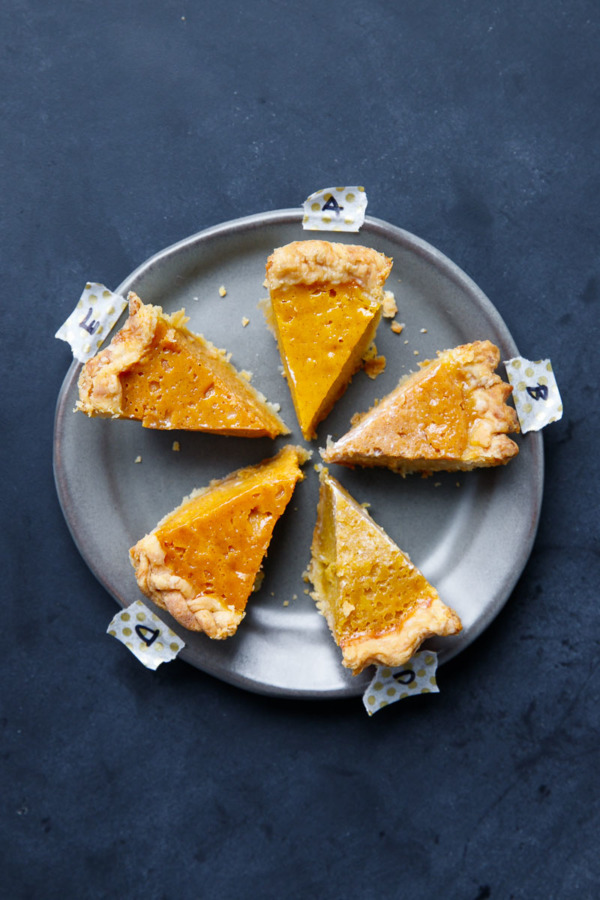 Recipe taste test: Which kind of squash makes the best pumpkin pie?