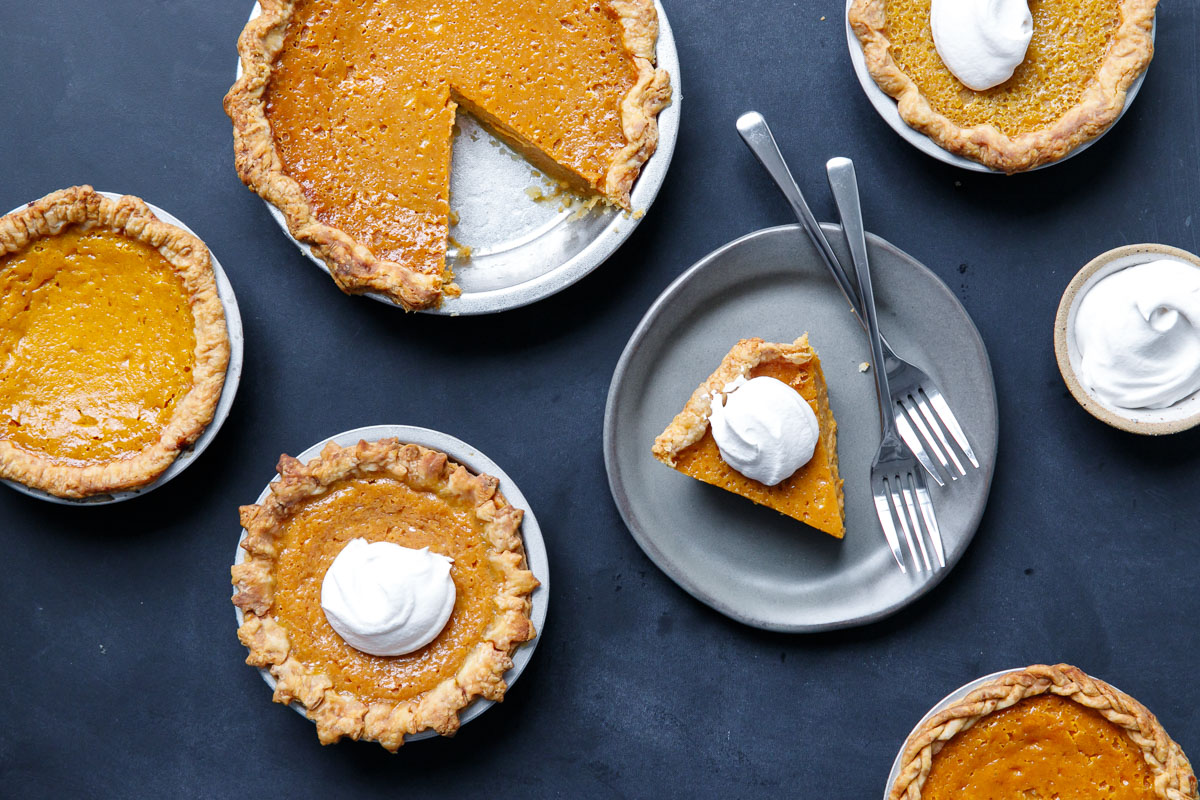 Which Squash Makes the Best Pumpkin Pie?