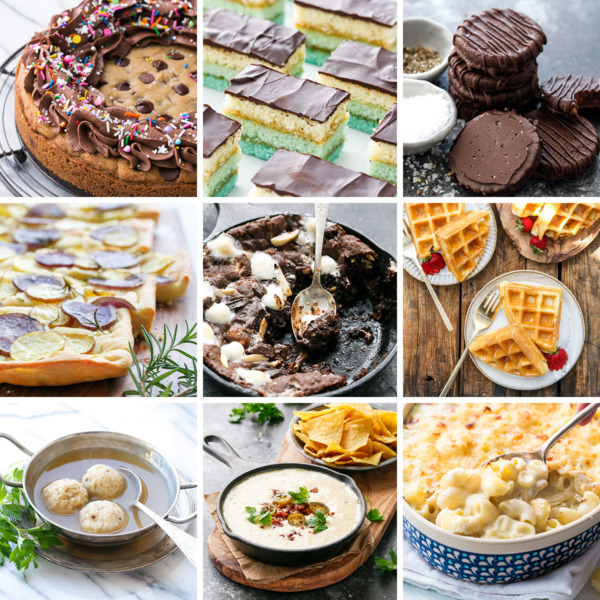 The Best Recipes of 2017 - My Favorites
