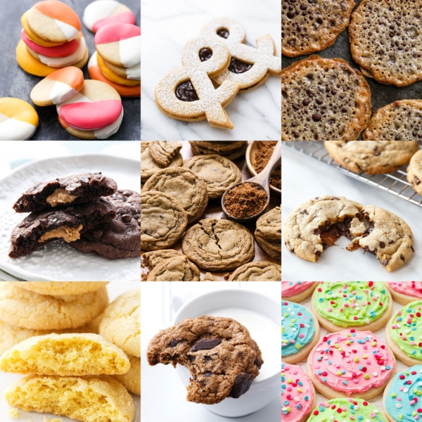 The Ultimate Christmas Cookie Recipe Roundup