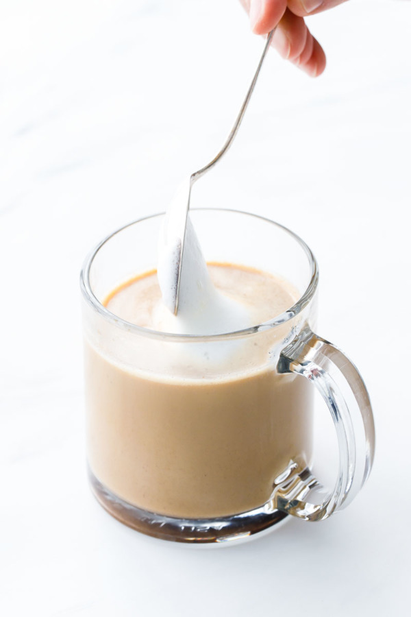 Your Christmas Morning Coffee: Mulled Cafe au Lait