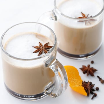 Mulled Cafe au Lait