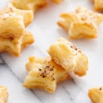 Flaky Pie Crust Crackers Recipes with 3 Delicious Flavor Variations!