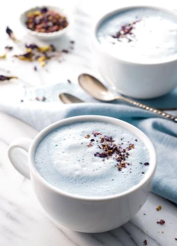 Blue Moon Milk Recipe
