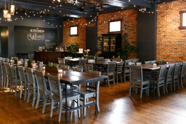 The Kitchen restaurant and event space, Columbus, Ohio