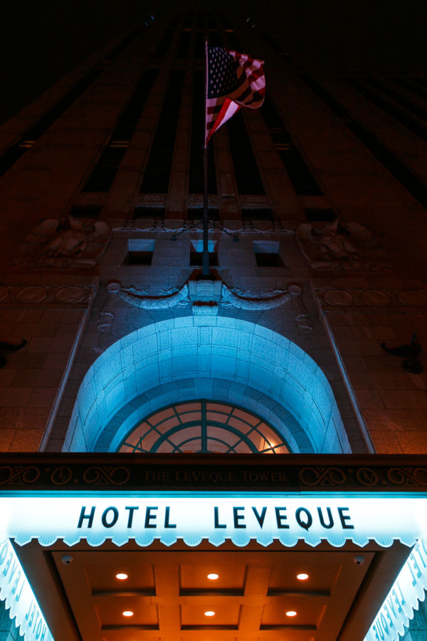 Hotel LeVeque, Columbus, Ohio
