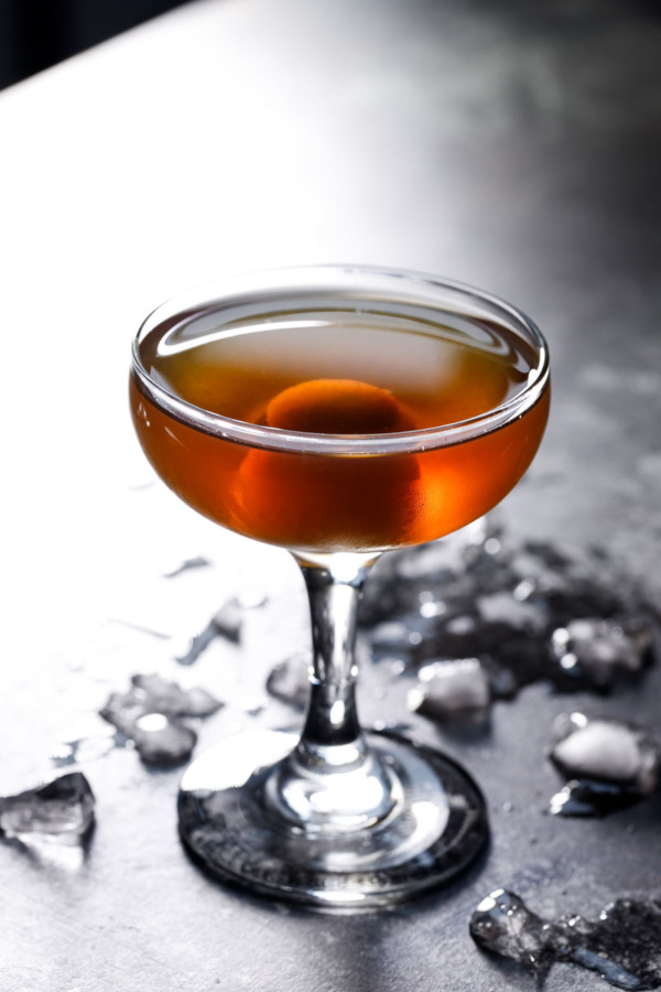 Pear Manhattan Recipe