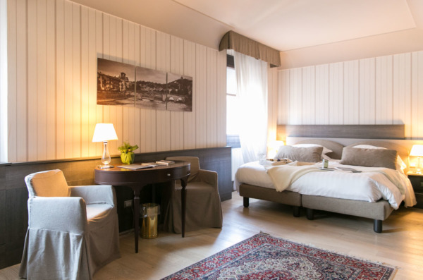 Palazzo Victoria hotel in Verona, Italy