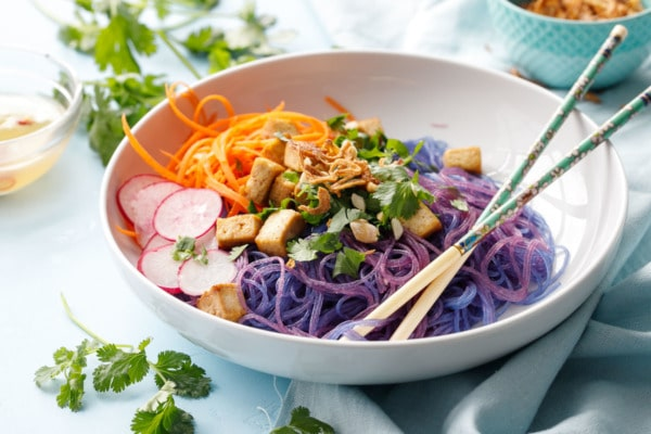 Magic Cellophane Noodle Bowls