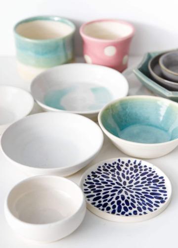 My homemade ceramics