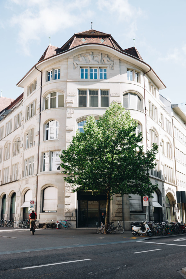 Oberon pharmacy, Zurich, Switzerland