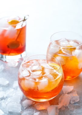 Classic Venetian Spritz Cocktail Recipe