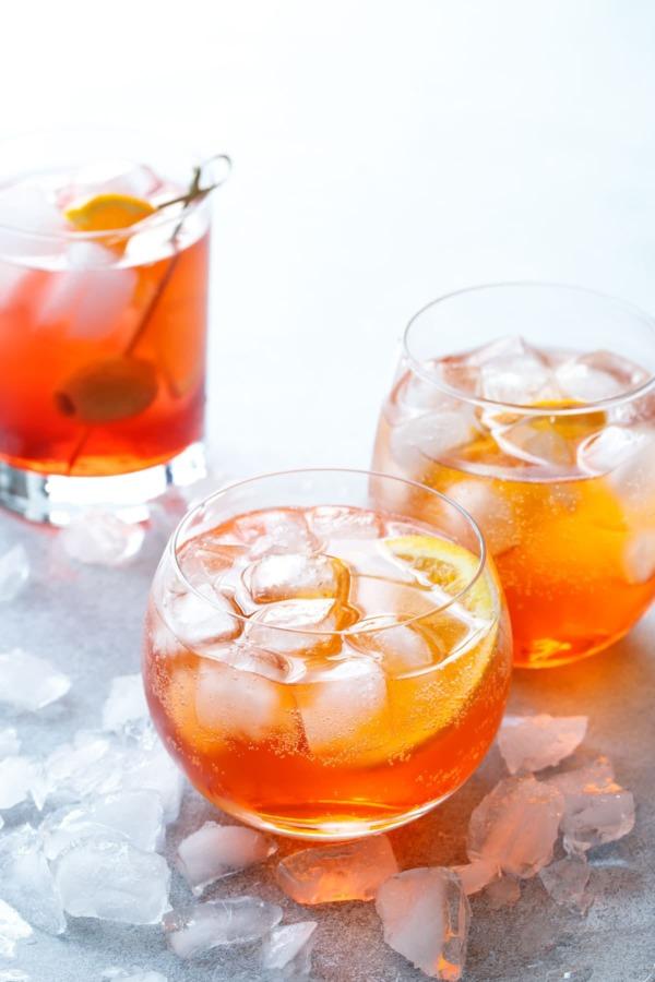 Classic Venetian Spritz Cocktail Recipe