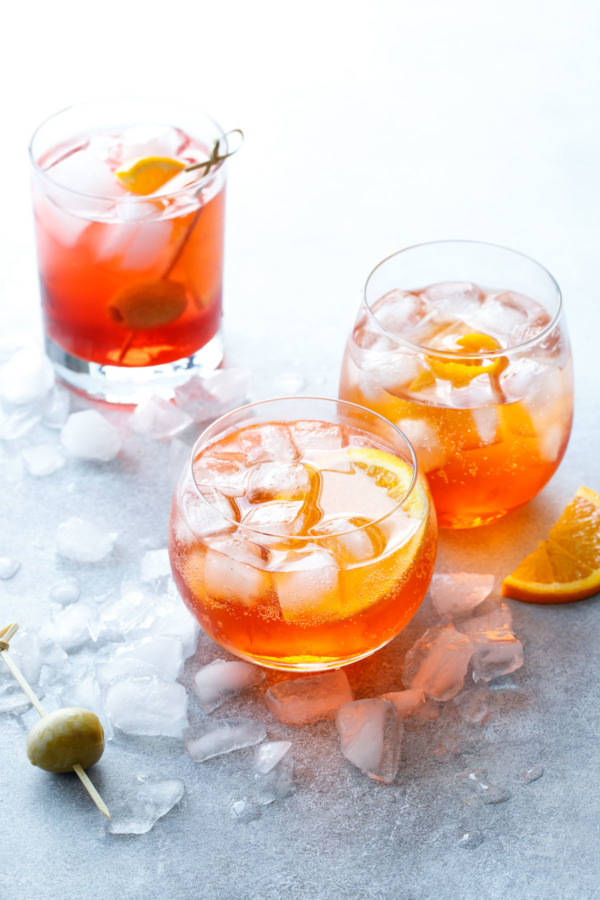 How to make a Classic Italian Spritz Cocktail