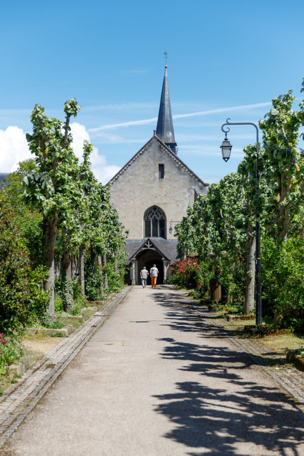 Fontevraud-l'Abbaye, France