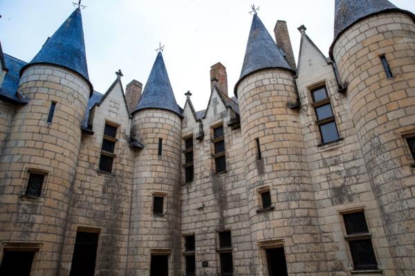 Château de Montreuil-Bellay, France