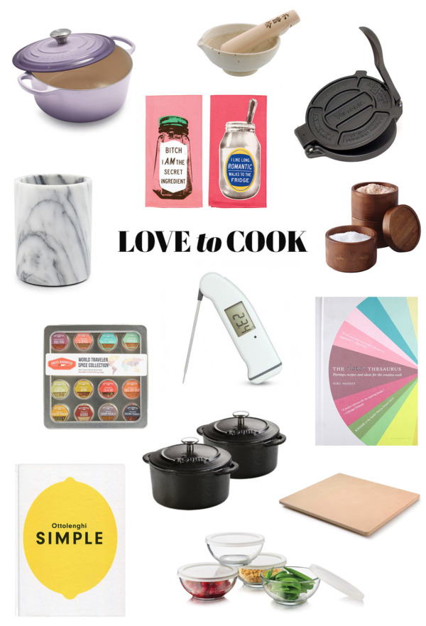 2018 Holiday Gift Guide - Love to Cook
