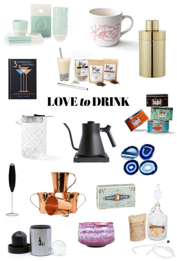 2018 Holiday Gift Guide - Love to Drink