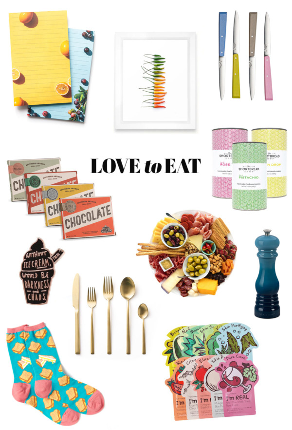 2018 Holiday Gift Guide - Love to Eat