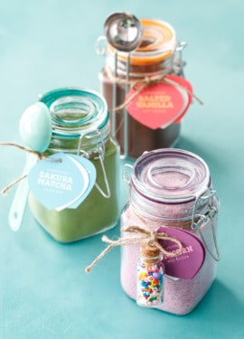 Homemade Hot Drink Mixes: 3 Ways (plus printable gift tags!)
