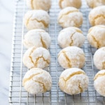 Amaretti Morbidi is a traditional Italian almond cookie recipe you'll adore!