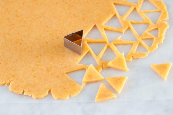 How to make homemade cheez-its recipe!