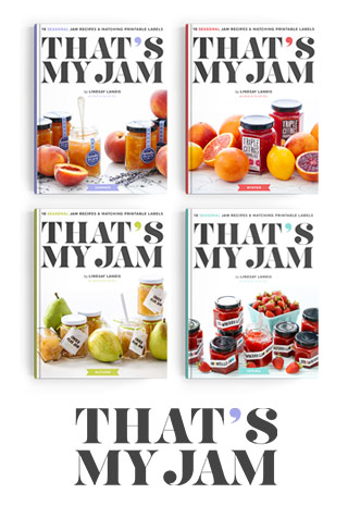 That's My Jam canning ebook series