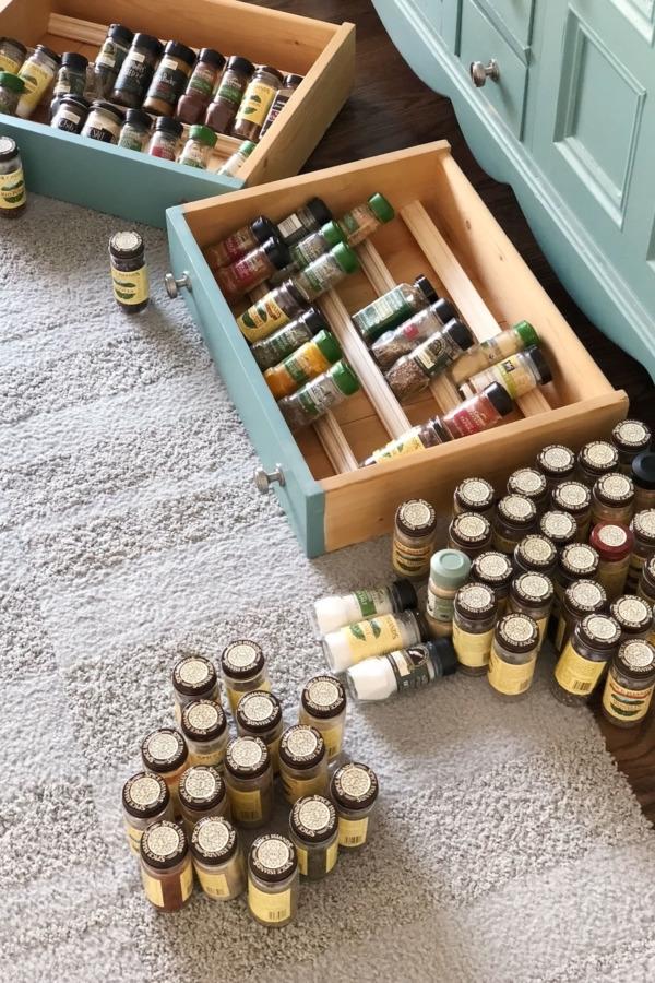 From Allspice to Za'atar: Spice Organization Tips & Tricks