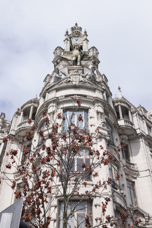 Porto, Portugal is filled with gorgeous architecture