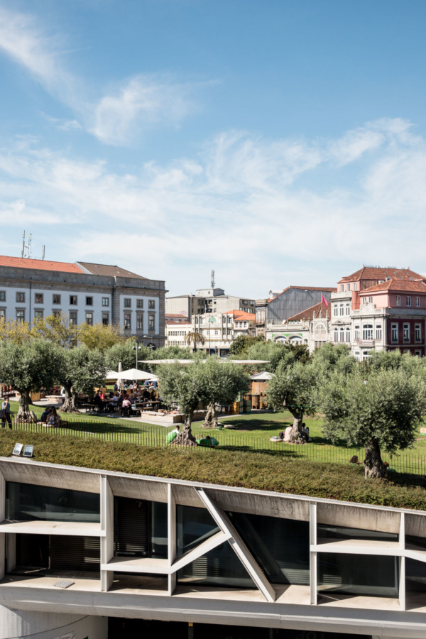 Praça de Lisboa, Porto, Portugal