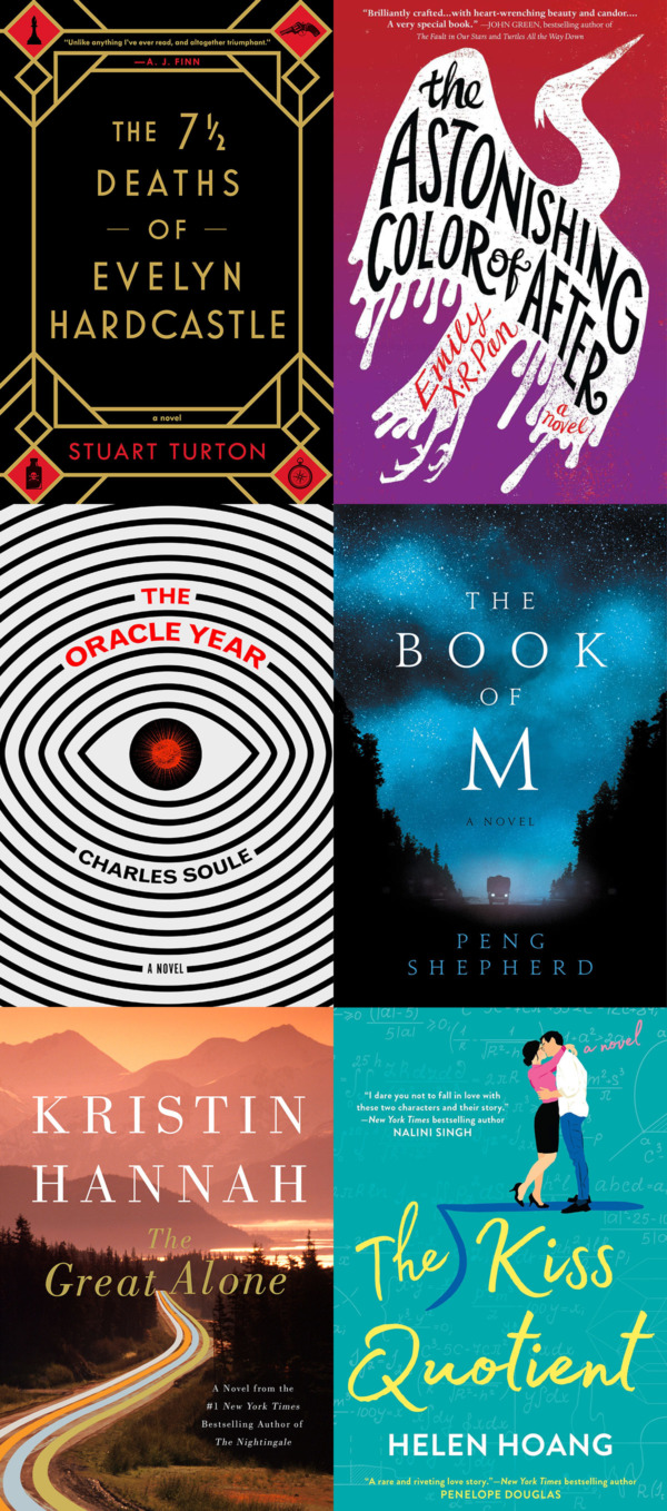 Beyond the Kitchen: New Year's Reading List