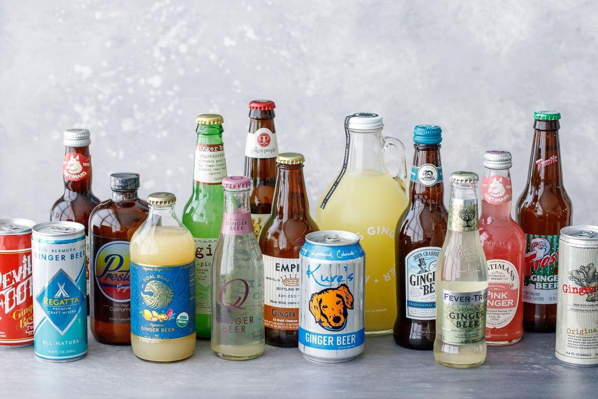 22 Favorite Craft Ginger Beers (Updated for 2019!)