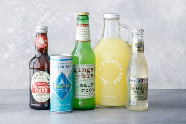 Old Favorite Ginger Beers