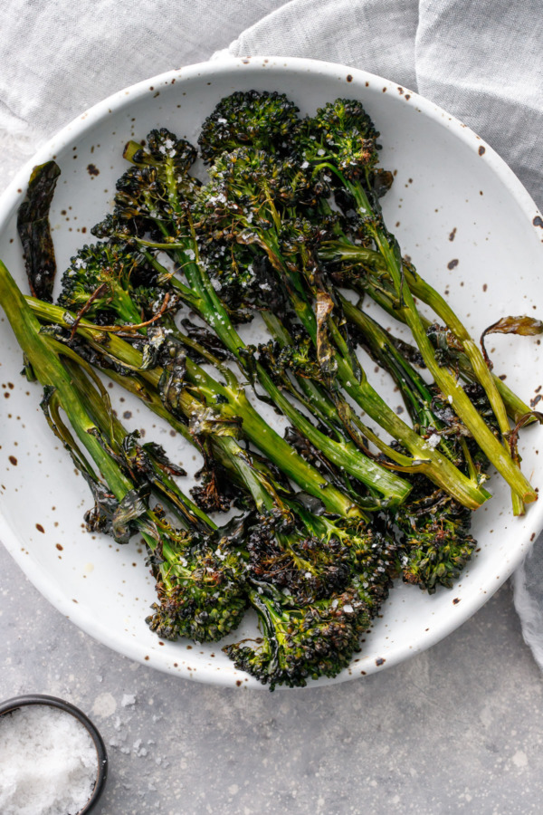 Easy Oven-Roasted Broccolini