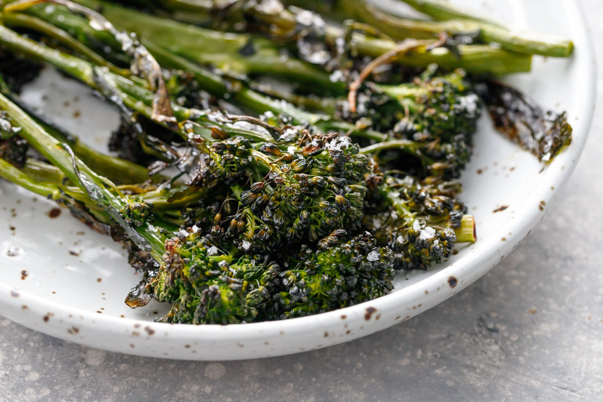 Crispy Oven-Roasted Broccolini