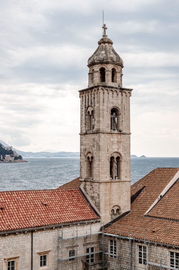 Bell tower, Dubrovnik, Croatia