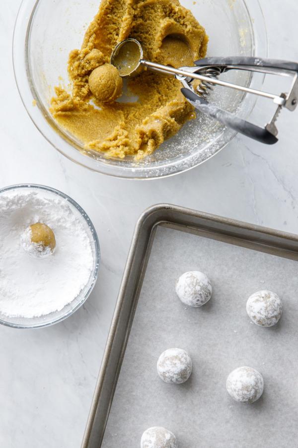 How to make Pistachio Amaretti Cookies