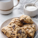 Espresso Chocolate Chip Cream Scones Recipe